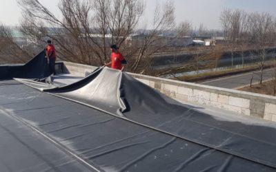 Hidroizolatie terasa acoperis