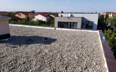 Refacere hidroizolatie terasa vila